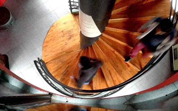 Soba Müzesi Merdivenleri