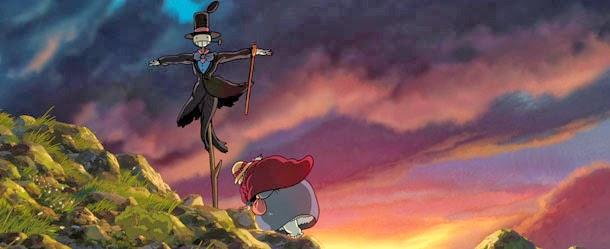 Yürüyen Şato Hayao Miyazaki