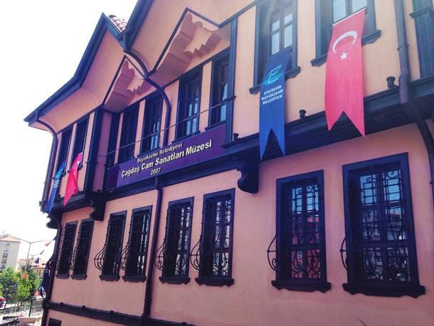 Eskişehir Çağdaş Cam Sanatları Müzesi ve Kent Belleği ...