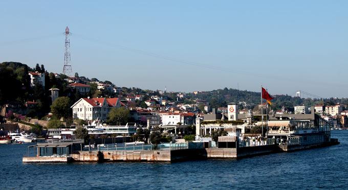 Suada, Galatasaray Adası
